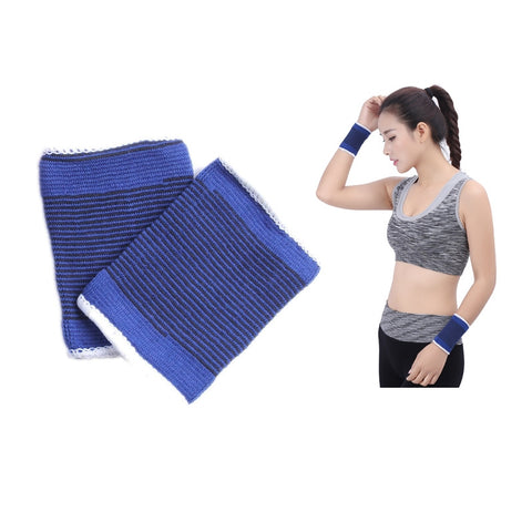 Buy Online  2 PCS Elastic Sports Thermal Wrist Support Guards, Size: 8 x 10cm Sports - MEGA Discount Online Store Ghana