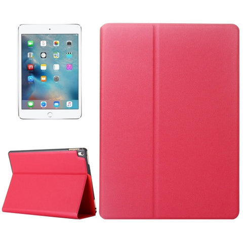 Buy Online  IPad Pro 9.7 inch Frosted Texture Horizontal Flip Solid Color Leather Case with Holder(Red) Apple Cases - MEGA Discount Online Store Ghana
