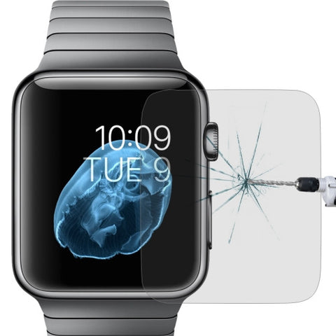 Buy Online  38mm Dial Diameter 9H+ Surface Hardness 2.5D Explosion-proof Tempered Glass Film for Apple Watch Edition 38mm Screen Protectors - MEGA Discount Online Store Ghana