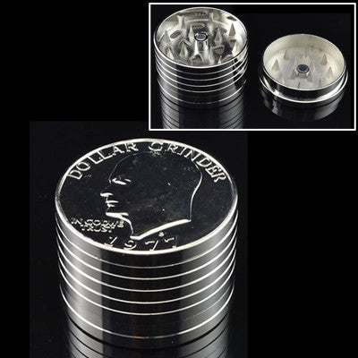 Buy Online  Coin Shape Three Metal Mill Smoke / Broken Smoke Tool Smokers Inn - MEGA Discount Online Store Ghana