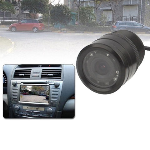 Buy Online  LED Sensor Car Rear View Camera, Support Color Lens/ 120 Degrees Viewable / Waterproof & Night Sensor function, Diameter: 31mm (E328)(Black) Car Accessories - MEGA Discount Online Store Ghana