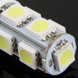 Buy Online  T10 White 9 LED 5050 SMD Car Signal Light Bulb (Pair) LED & Bulbs - MEGA Discount Online Store Ghana