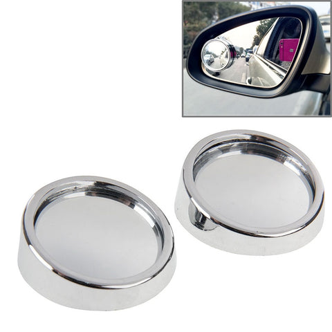 Buy Online  2 PCS SY-022 Car Vehicle Mirror Blind Spot Rear View Small Round Mirror, Diameter: about 5.6cm(Silver) Car Accessories - MEGA Discount Online Store Ghana