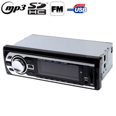Buy Online  4 x 50W LCD Car Audio MP3 Player with Remote Control, FM Radio Function, Support SD / USB Flash Disk, DC 12V Car Accessories - MEGA Discount Online Store Ghana