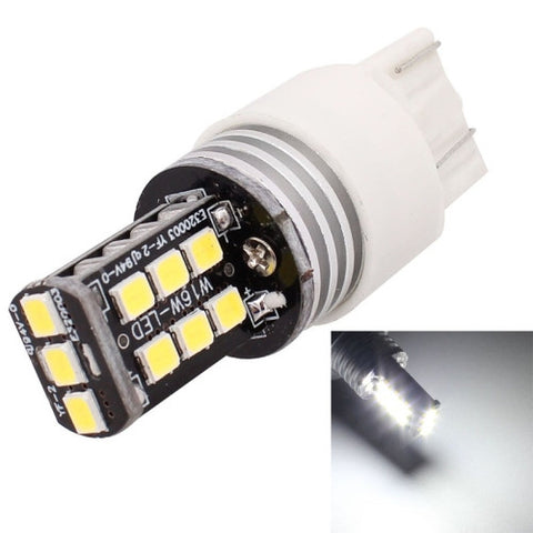 Buy Online  2PCS T20 Double Wires 3W White LED 300LM SMD 2835 Car Rear Fog Lamp / Backup Light for Vehicles, DC 12V LED & Bulbs - MEGA Discount Online Store Ghana