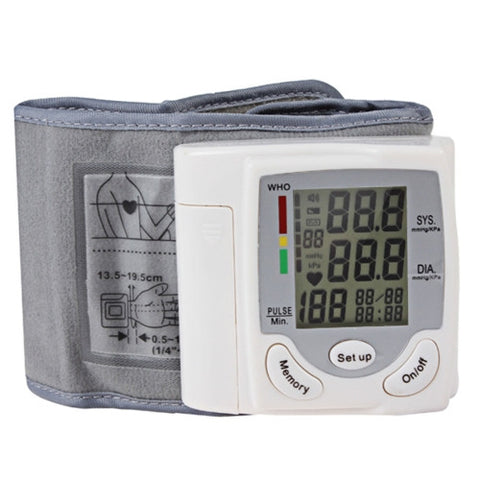 Buy Online  CK-101S Full Automatic Wrist Blood Pressure Monitor Health & Fitness - MEGA Discount Online Store Ghana