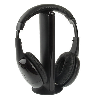 Buy Online  Hi-Fi 5 in 1 Wireless Headphone Headphones - MEGA Discount Online Store Ghana