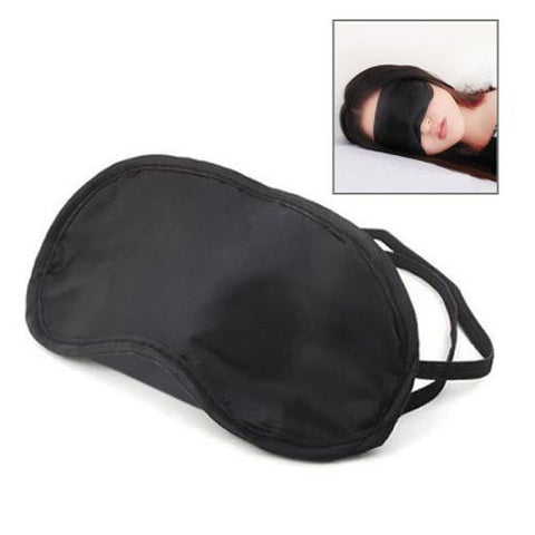 Buy Online  Sleep Mask / Travel Eye Mask / Eyeshade / Sleeping Mask(Black) Health & Fitness - MEGA Discount Online Store Ghana