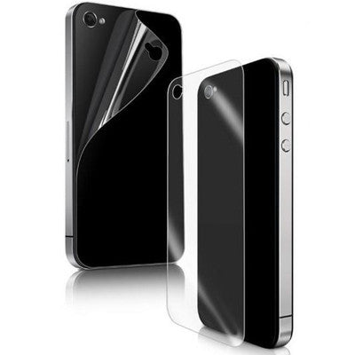 Buy Online  Back Screen Protector Guard for iPhone 4 & 4S Screen Protectors - MEGA Discount Online Store Ghana