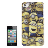 Buy Online  Minions Pattern Plastic Cover for iPhone 4 & 4S Apple Cases - MEGA Discount Online Store Ghana
