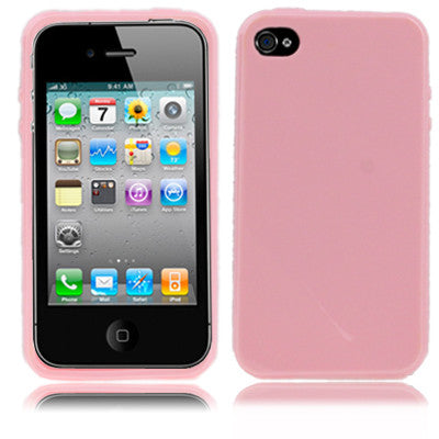 Buy Online  PU Cover for iPhone 4 & 4S (Pink) Apple Cases - MEGA Discount Online Store Ghana