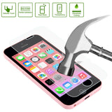 Buy Online  0.4mm Explosion-proof Tempered Glass Film for iPhone 5C Screen Protectors - MEGA Discount Online Store Ghana