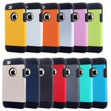Slim Armor TPU + Plastic Combination Cover for iPhone 5 C(Black) Apple Cases - MEGA Discount Online Store Ghana
