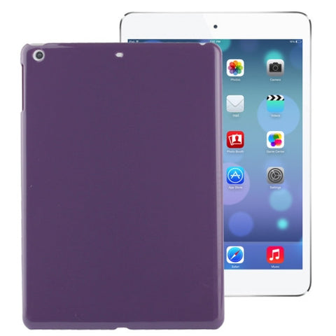 Buy Online  Smooth Surface Plastic Cover for iPad Air (Dark Purple) Apple Cases - MEGA Discount Online Store Ghana