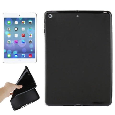 Buy Online  Smooth Surface TPU Protective Cover for iPad Air (Black) Apple Cases - MEGA Discount Online Store Ghana
