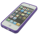 Buy Online  Smooth TPU Cover for iPhone 5 (Purple) Apple Cases - MEGA Discount Online Store Ghana