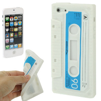 Buy Online  Tape Shape Silicon Case for iPhone 5 (White) Apple Cases - MEGA Discount Online Store Ghana