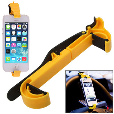 Buy Online  Travel Smart Universal Holder for iPhone 5 & 5S / Smartphone(Yellow) Holders - MEGA Discount Online Store Ghana
