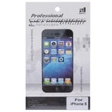Buy Online  Clear LCD Screen Protector for iPhone 5/5S/5C (Taiwan Materials) Screen Protectors - MEGA Discount Online Store Ghana
