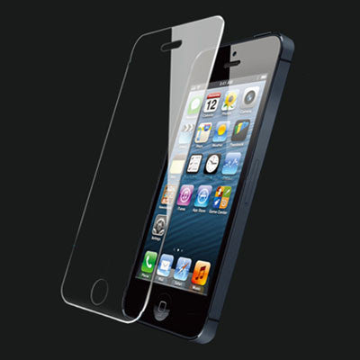 Buy Online  0.3mm Ultra-thin Explosion-proof Tempered Glass Film for iPhone 5 Screen Protectors - MEGA Discount Online Store Ghana