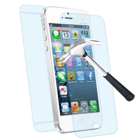 Buy Online  BUFF Anti-shock / Shock Absorption (Front Screen + Back Cover) Protection Screen for iPhone 5 Screen Protectors - MEGA Discount Online Store Ghana