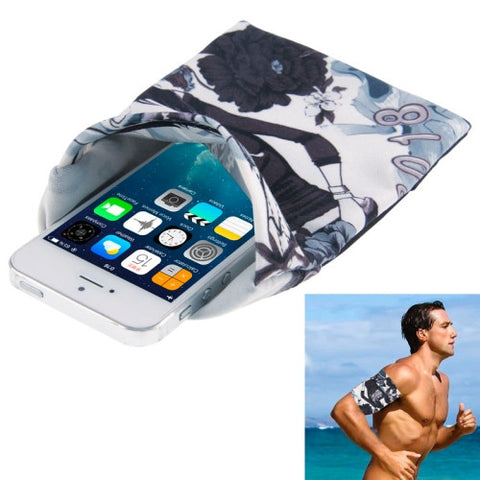 Buy Online  Elastic Sports Mobile Phone Armband Case for Men (Random Delivery) Universal Cases - MEGA Discount Online Store Ghana