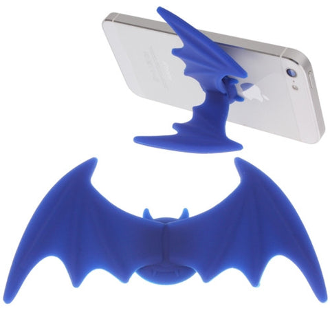 Buy Online  Bat Wings Style Silicon Stand for iPhone 5 & 5C & 5S / iPhone 4 & 4S (Blue) Holders - MEGA Discount Online Store Ghana