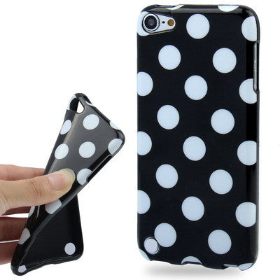 Dot Series TPU Cover for iPod Touch 5 (Black) Apple Cases - MEGA Discount Online Store Ghana