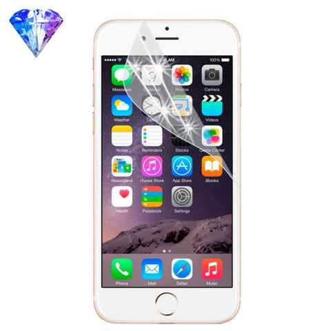 Buy Online  CALANS Diamond Film Screen Protector Front Film for iPhone 6 Screen Protectors - MEGA Discount Online Store Ghana