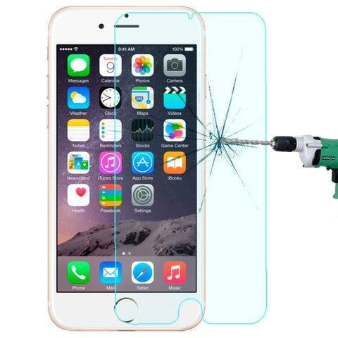 Buy Online  Hat-Prince 0.26mm 9H Surface Hardness 2.5D Explosion-proof Tempered Glass Film for iPhone 6 Screen Protectors - MEGA Discount Online Store Ghana