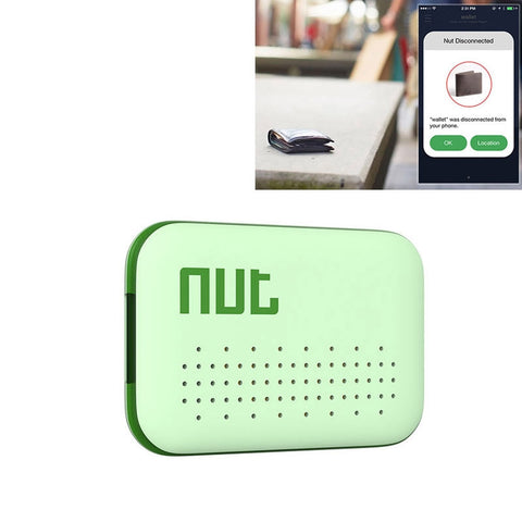Buy Online  Nut Mini Intelligent Bluetooth 4.0 Anti-Lost Tracking Tag Alarm Patch For Android / Iphone Devices(Green) GPS & Tracking - MEGA Discount Online Store Ghana