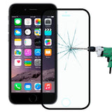 Buy Online  0.3mm Explosion-proof Full Screen Tempered Glass Film for iPhone 6(Black) Screen Protectors - MEGA Discount Online Store Ghana