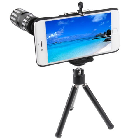 Buy Online  12 X Mobile Telephoto Lens for iPhone 6 Plus Lens - MEGA Discount Online Store Ghana