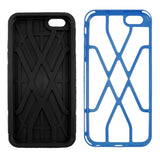 Buy Online  Spider-man Series Plastic + TPU Combination Cover for iPhone 6 Plus(Blue) Apple Cases - MEGA Discount Online Store Ghana