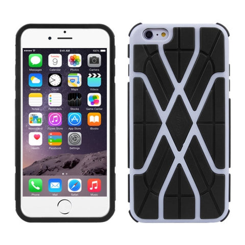 Buy Online  Spider-man Series Plastic + TPU Combination Cover for iPhone 6 Plus(White) Apple Cases - MEGA Discount Online Store Ghana
