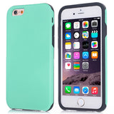 Buy Online  Ultra-thin Shockproof Dustproof Surface Screen Anti-scratch Combination Cover for iPhone 6 Plus(Green) Apple Cases - MEGA Discount Online Store Ghana