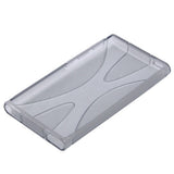 Buy Online  X-Shaped TPU Cover for iPod nano 7 (Grey) Apple Cases - MEGA Discount Online Store Ghana