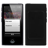 Buy Online  TPU Cover with Plastic Cip for iPod nano 7 (Black) Apple Cases - MEGA Discount Online Store Ghana