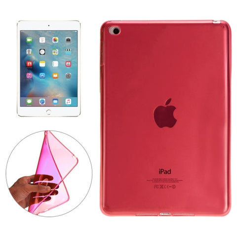 Buy Online  Smooth Surface TPU Case for iPad Pro 12.9 inch(Red) Apple Cases - MEGA Discount Online Store Ghana