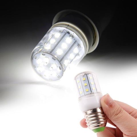 Buy Online  E27 White 4W 30 LED SMD 2835 Corn Light Bulb, AC 220-240V LED & Bulbs - MEGA Discount Online Store Ghana