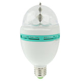 Buy Online  W998 E27 3W Colorful Light LED Rotating Lamp Light Bulb, AC 85-260V LED & Bulbs - MEGA Discount Online Store Ghana