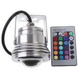 Buy Online  10W RGB LED Underwater Light with Remote Controller, DC 12V, Luminous Flux: 800-900lm LED & Bulbs - MEGA Discount Online Store Ghana