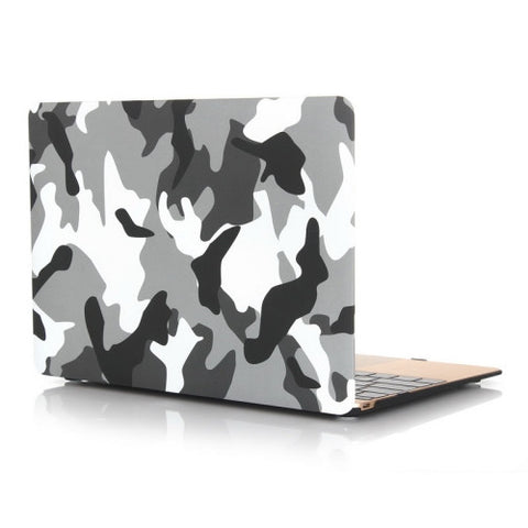 Buy Online  Camouflage Pattern Frosted Hard Shell Plastic Protective Case for Macbook 12 inch Apple Cases - MEGA Discount Online Store Ghana