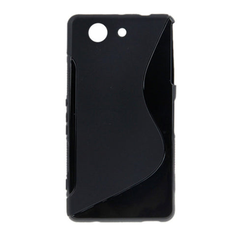 Buy Online  S Line Anti-slip Frosted TPU Protective Cover for Sony Xperia Z3 Compact(Black) Sony Cases - MEGA Discount Online Store Ghana