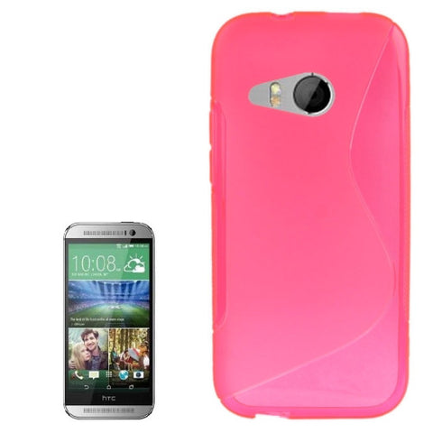 S Line Anti-skid Frosted TPU Cover for HTC One M8 mini HTC Cases - MEGA Discount Online Store Ghana