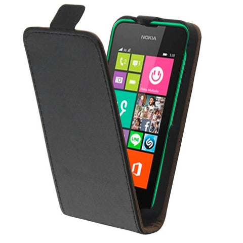 Buy Online  Vertical Flip Leather Case for Nokia Lumia 530 Nokia Cases - MEGA Discount Online Store Ghana