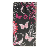Buy Online  Lovely Butterflies Pattern Horizontal Flip Leather Case with Holder & Card Slots & Wallet for Microsoft Lumia 640 XL Microsoft Cases - MEGA Discount Online Store Ghana
