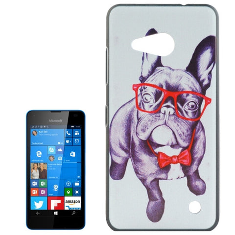 Dog Pattern PC Protective Case for Microsoft Lumia 550 Microsoft Cases - MEGA Discount Online Store Ghana