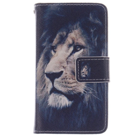 Buy Online  Lion Pattern Double print Leather Case with Holder & Card Slot & Wallet for Nokia Lumia 530 Nokia Cases - MEGA Discount Online Store Ghana