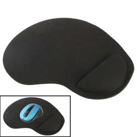 Buy Online  Cloth Wrist Rest Mouse Pad(Black) Computer Accessories - MEGA Discount Online Store Ghana
